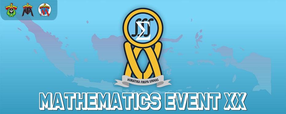 Banner Mathematics Event XX